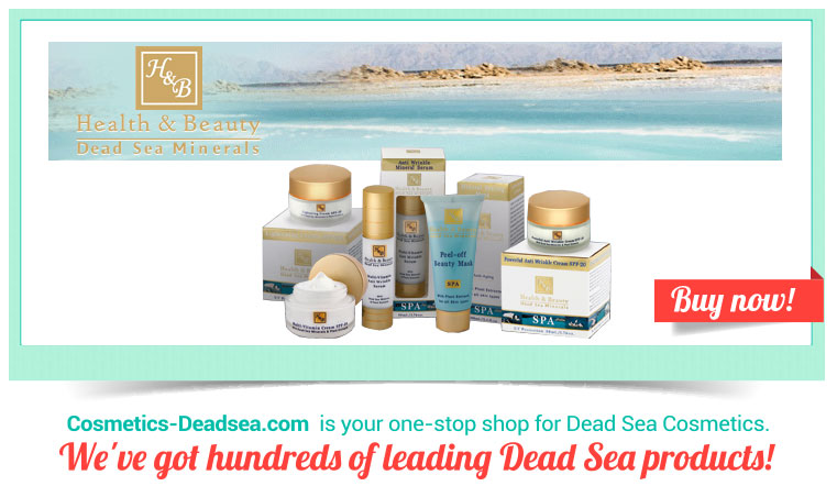 Health & Beauty Dead Sea