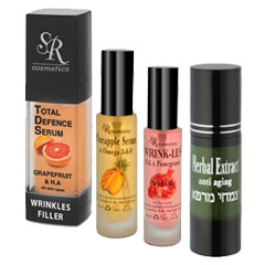SR Cosmetics Serums