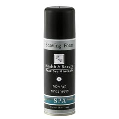 H&B Dead Sea Shaving Foam