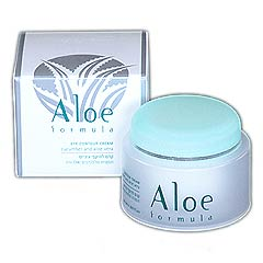 Aloe Formula Eye Contour Cream Cucumber and Aloe Vera