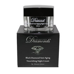 Black Diamond Dead Sea Anti Aging Nourishing Night Cream
