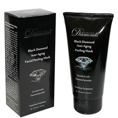 Black Diamond Dead Sea Facial Peeling Mask