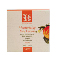 Botanic Garden Moisturizing Cream dry & sensitive