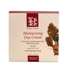 Botanic Garden Moisturizing Cream normal & combination