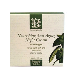 Botanic Garden Nourishing Night Cream