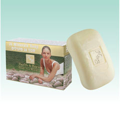 H&B Dead Sea 26 Minerals Soap Bar