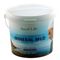 Natural Mineral Mud 4 kg