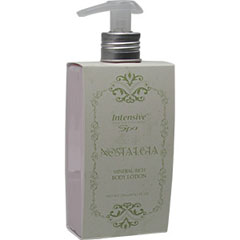 INTENSIVE SPA NOSTALGIA Mineral Rich Body Lotion - Love (bottle)