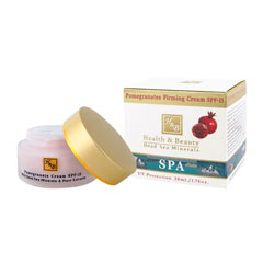 H&B Dead Sea Pomegranates Cream SPF-15