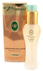 Dead Sea Premier Concentrated Facial Serum