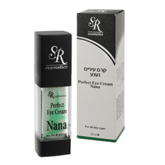 SR Cosmetics Perfect Eye Cream - Nana Mint